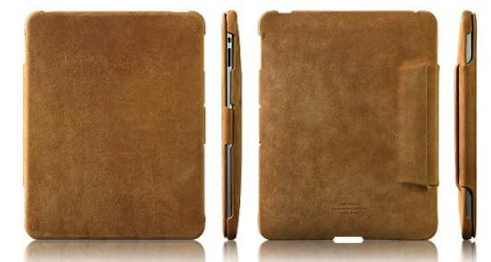 SGP iPad Leather Case Vintage Edition