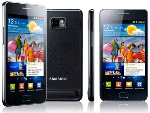 Samsung Galaxy S2 Best Android Phones