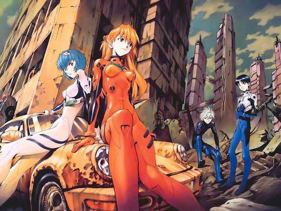 Evangelion Anime