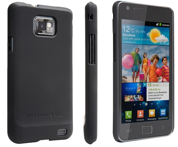 Galaxy S2 Case Mate Barely There