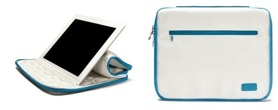 iLuv Roller Sleeve For New iPad