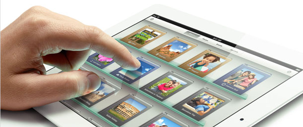 5 Great Features of the 'New iPad'