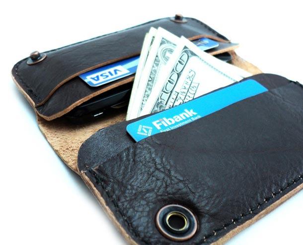 Brussardo Case Wallet