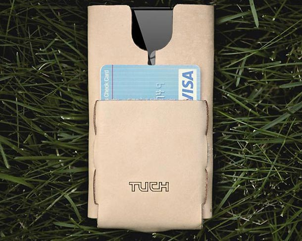 Tuch iPhone Wallet Case