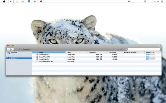 macos x for windows 7 64bit