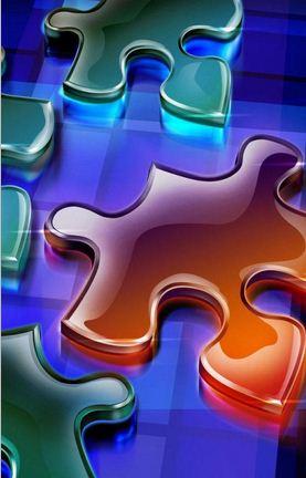 3d Puzzle Wallpaper