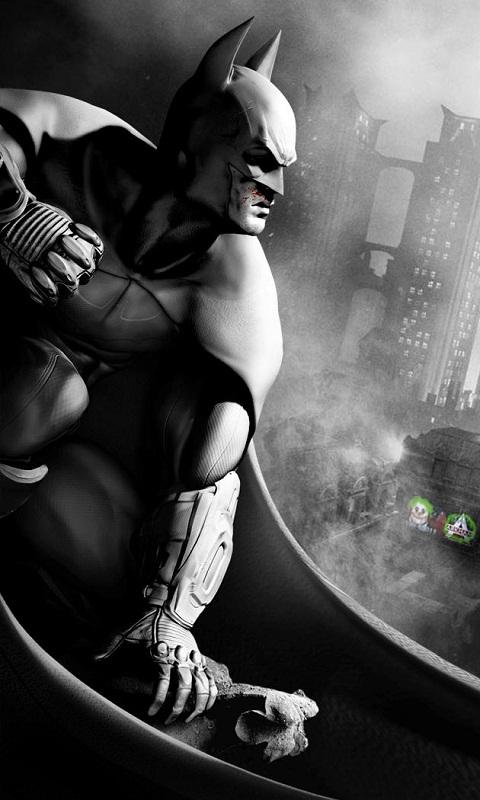 Batman Wp7