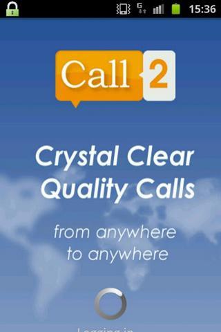 Call2: High Quality Calls