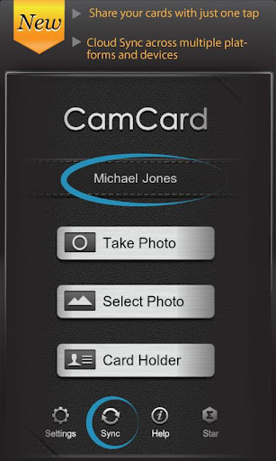 CamCard lite