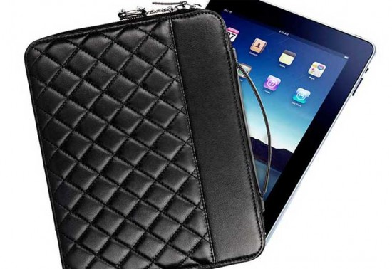 Chanel iPad 2 case