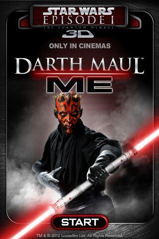 Darth Maul Me
