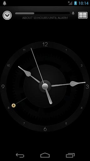 Double twist Alarm Clock
