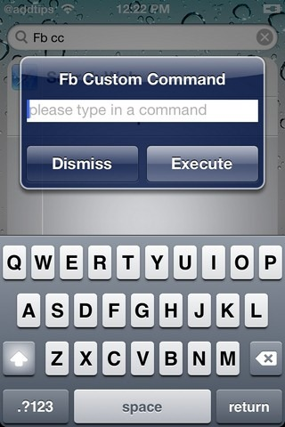 Fbspot for iOS 5