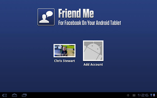 Friend Me for Facebook