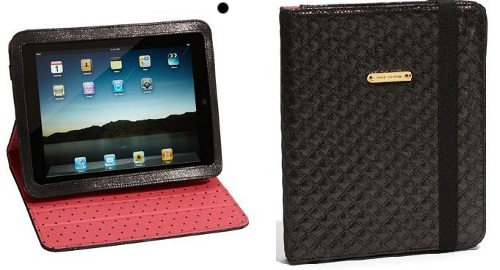 Juicy Couture Quilted Shimmer iPad 2 Cover