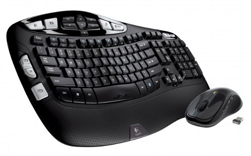 Logitech Wireless Wave Combo