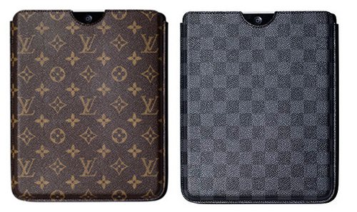 Louis Vuitton Luxury iPad 2 Case