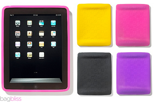 Marc by Marc Jacobs Silicone iPad Cover
