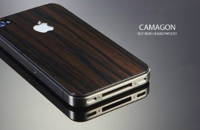SGP Wood Camagon Skin