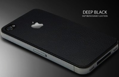 SGP iPhone 4 Leather Skin
