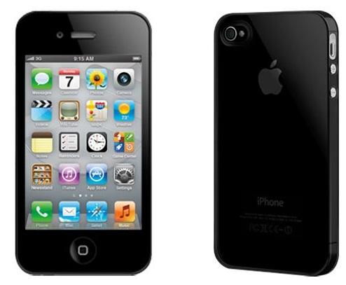 Switcheasy NUDE iPhone 4/4s  Case