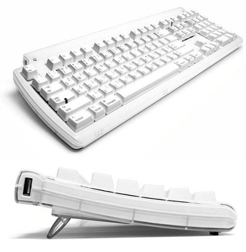 The Matias Tactile Pro Keyboard