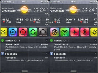 UISettings for iOS 5