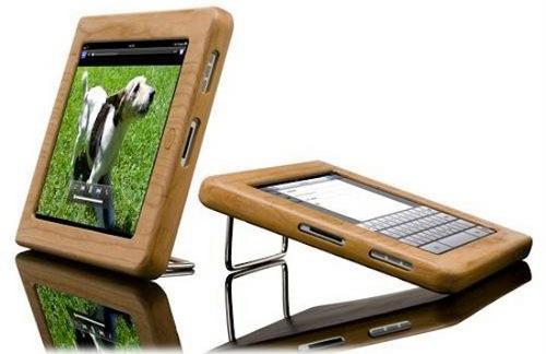Vers Natural Wood iPad Case