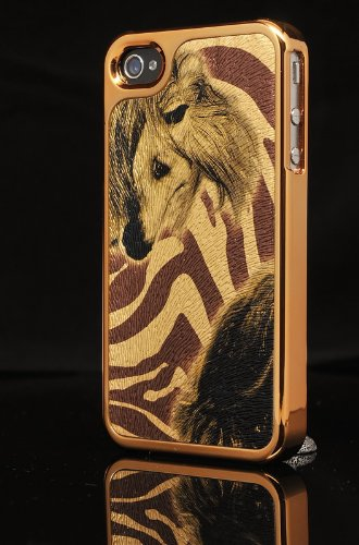 i-BLASON iPhone 4 4G Case Cover Zebra