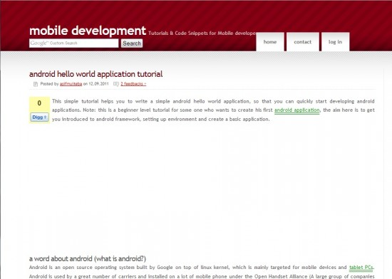 mobile-development.org