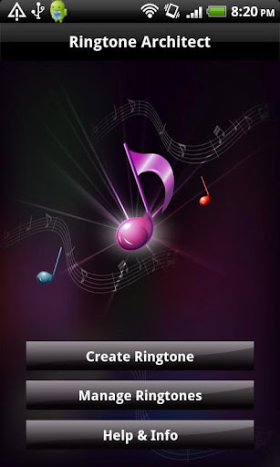 ringtone architect