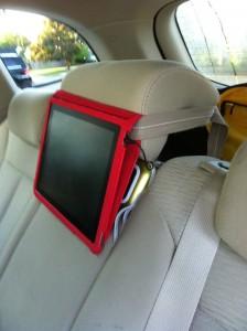 GeekDadLife DIY iPad car mount