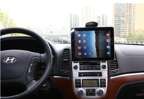 Kropsson 850 Apple iPad Car Mount Holder