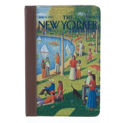 M-Edge New Yorker Kindle cover