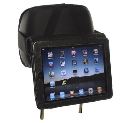 Snugg iPad Car Headrest Mount Holder