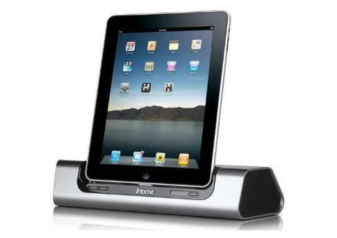 iHome App-Friendly Rechargeable Speaker System