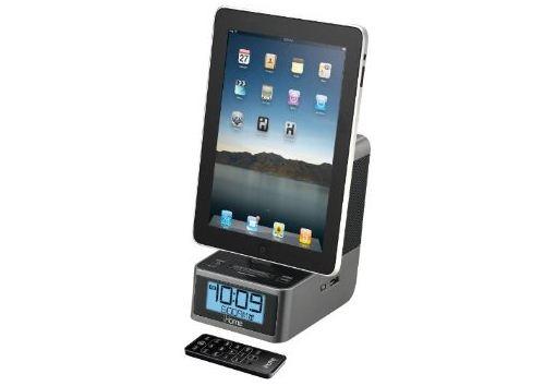 iHome iD37GZC Dual Alarm Stereo Clock Radio