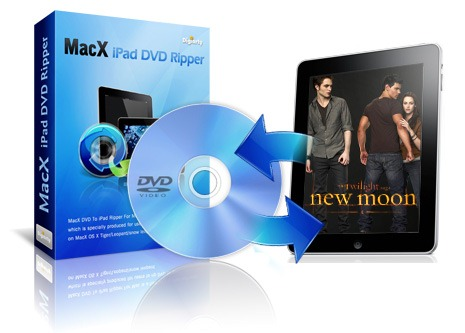iPad DVD Ripper & Video Converter