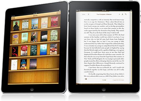 iBooks by iPad