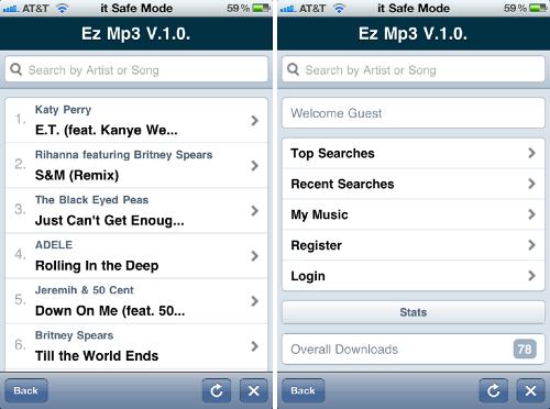 EZ-Mp3 Player
