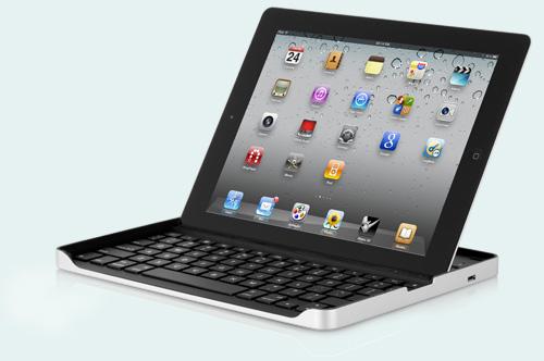 Logitech Keyboard Case By ZAGG