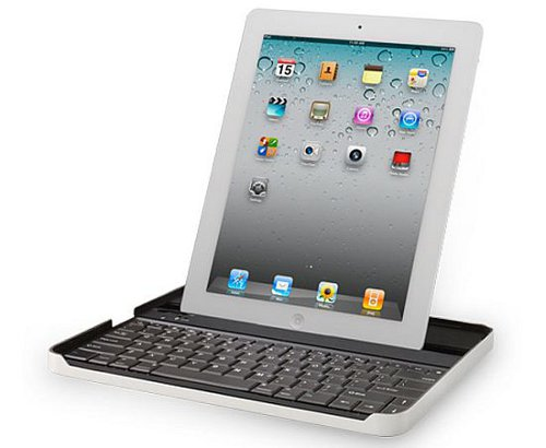 LogitechZAGG Aluminum iPad Keyboard Case