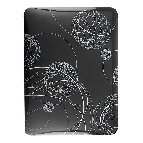 NavJack Black Bistre Hard Case for iPad