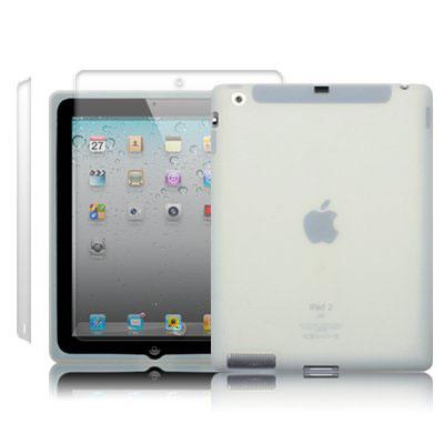 Qubits Apple iPad 2 Silicone Skin case