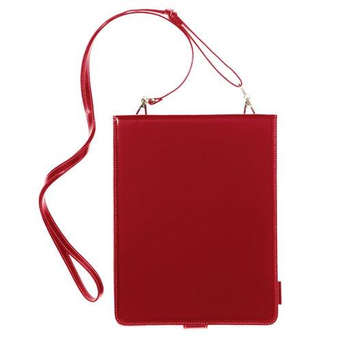 Simplism Leather Shoulder Strap Case for iPad