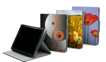 5 Artistic iPad Cases You Might Like