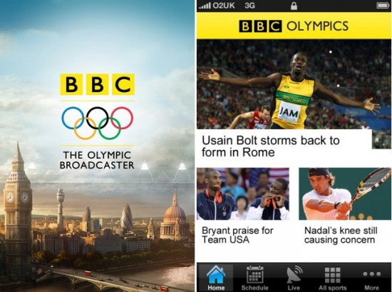 BBC Olympics (UK only)