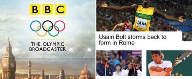 Watch Olympics on iPhone and Android