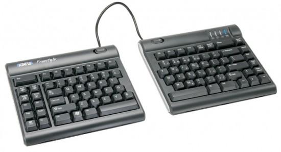 Kinesis Freestyle Solo Ergonomic USB Keyboard