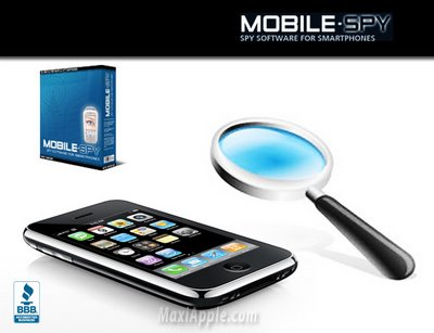 Mobile Spy for iPhone